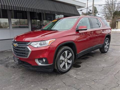 2020 Chevrolet Traverse for sale at GAHANNA AUTO SALES in Gahanna OH
