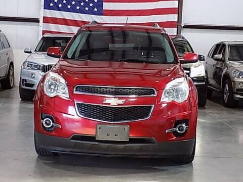 2013 Chevrolet Equinox for sale at Texas Motor Sport in Houston TX