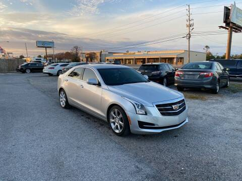2015 Cadillac ATS for sale at Lucky Motors in Panama City FL