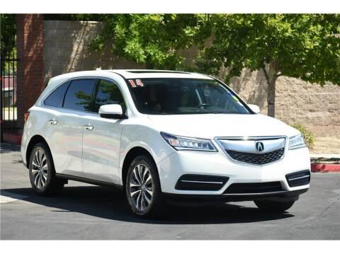 2014 Acura MDX for sale at A-1 Auto Wholesale in Sacramento CA