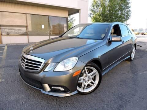 2011 Mercedes-Benz E-Class for sale at PK MOTORS GROUP in Las Vegas NV