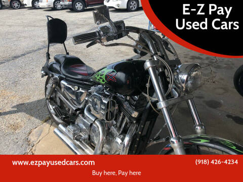 2002 Harley-Davidson XL 1200 for sale at E-Z Pay Used Cars in McAlester OK