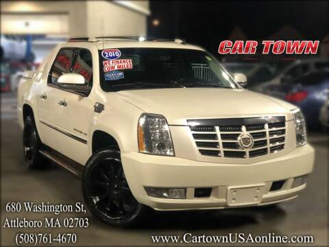 2010 Cadillac Escalade EXT for sale at Car Town USA in Attleboro MA