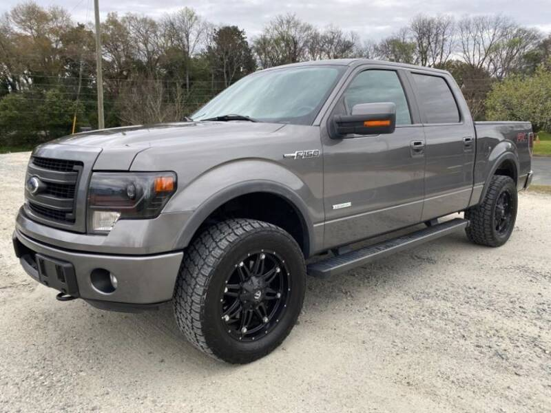 2013 Ford F-150 for sale at RCD Trucks in Macon GA