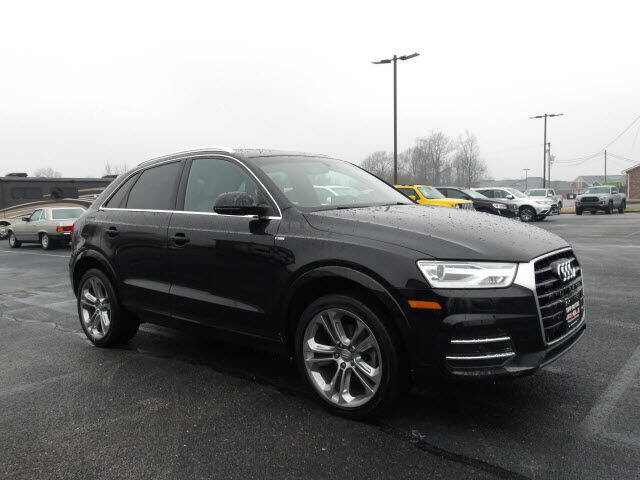 2016 Audi Q3 for sale at TAPP MOTORS INC in Owensboro KY
