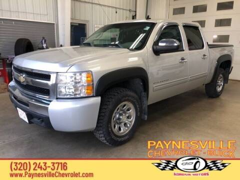 2011 Chevrolet Silverado 1500 for sale at Paynesville Chevrolet Buick in Paynesville MN