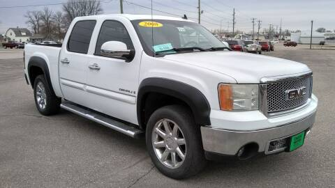 2008 GMC Sierra 1500 for sale at Unzen Motors in Milbank SD