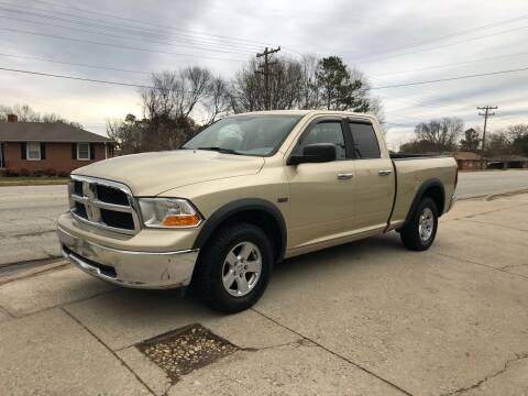 2011 RAM Ram Pickup 1500 for sale at E Motors LLC in Anderson SC