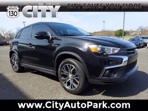 2018 Mitsubishi Outlander Sport for sale at City Auto Park in Burlington NJ