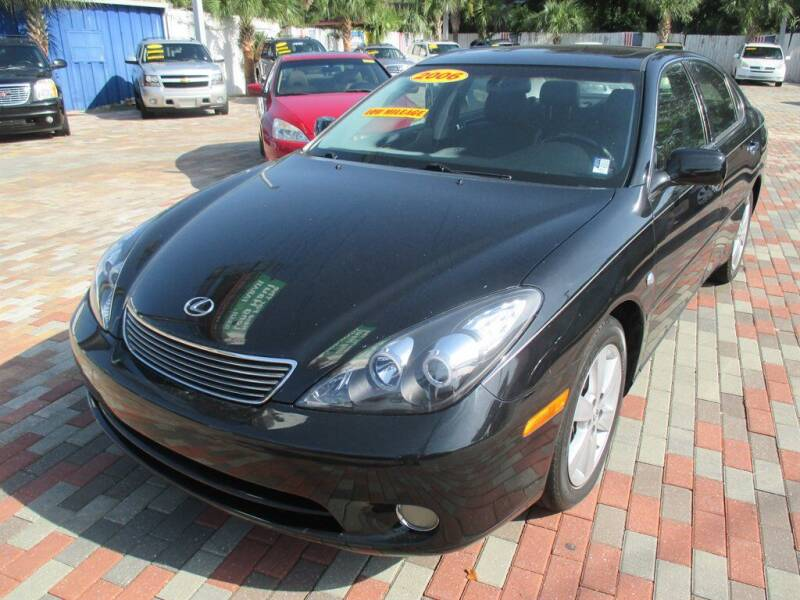2006 Lexus ES 330 for sale at Affordable Auto Motors in Jacksonville FL