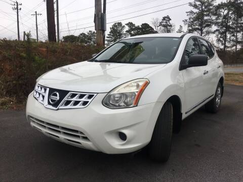 2011 Nissan Rogue for sale at Georgia Car Shop in Marietta GA