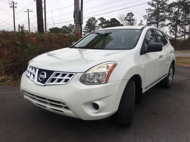 2011 Nissan Rogue for sale at Georgia Car Shop in Marietta GA