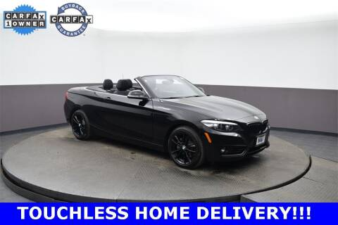 2020 BMW 2 Series for sale at M & I Imports in Highland Park IL
