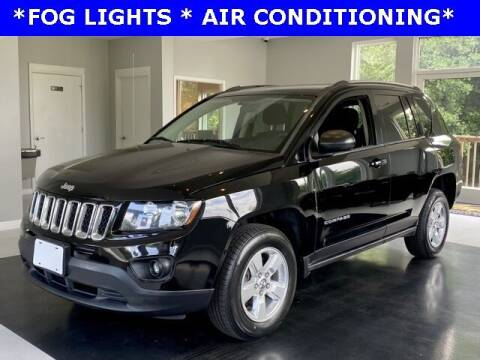 2014 Jeep Compass for sale at Ron's Automotive in Manchester MD
