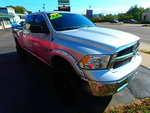 2019 RAM Ram Pickup 1500 Classic for sale at Jon's Auto in Marquette MI
