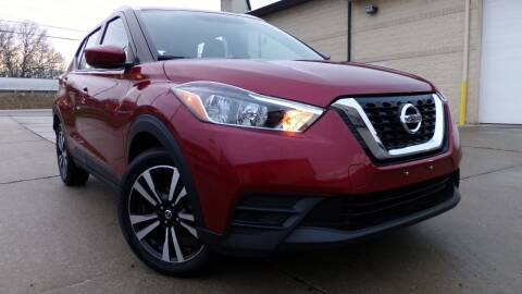 2019 Nissan Kicks for sale at Prudential Auto Leasing in Hudson OH