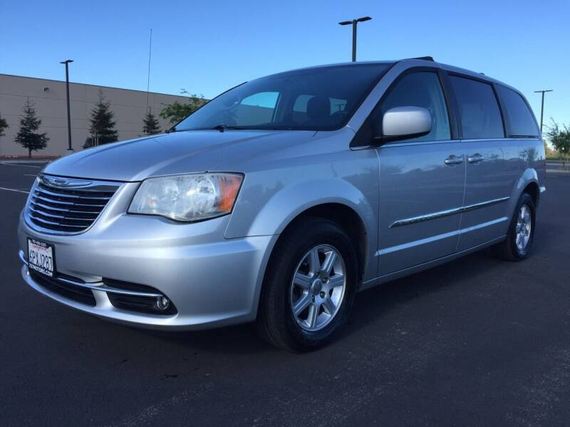 2011 Chrysler Town and Country for sale at 707 Motors in Fairfield CA