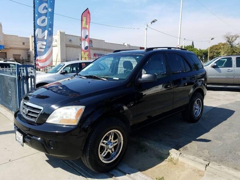 2008 Kia Sorento for sale at Olympic Motors in Los Angeles CA