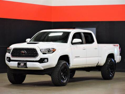 2019 Toyota Tacoma for sale at Style Motors LLC in Hillsboro OR