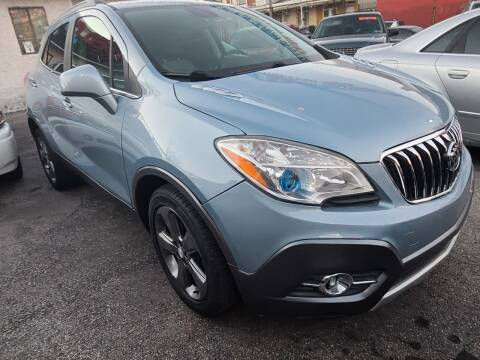 2013 Buick Encore for sale at Rockland Auto Sales in Philadelphia PA