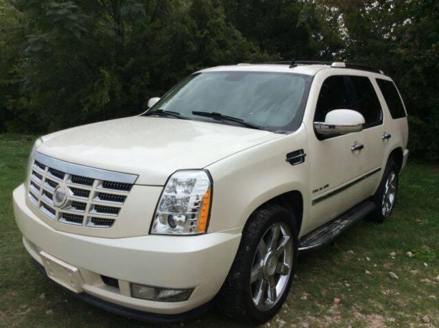 2012 Cadillac Escalade for sale at Allen Motor Co in Dallas TX
