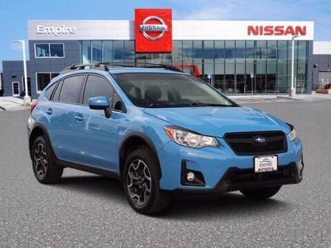 2016 Subaru Crosstrek for sale at EMPIRE LAKEWOOD NISSAN in Lakewood CO