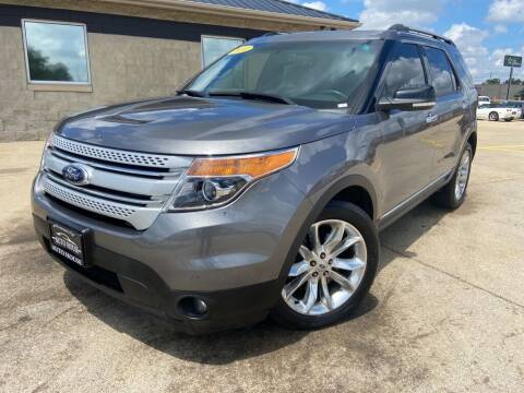 2014 Ford Explorer for sale at Auto House of Bloomington in Bloomington IL