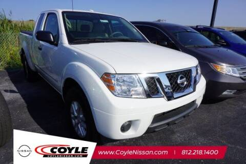 2017 Nissan Frontier for sale at COYLE GM - COYLE NISSAN - Coyle Nissan in Clarksville IN