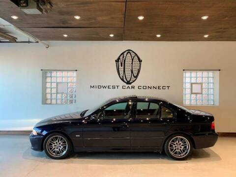 2000 BMW M5 for sale at Midwest Car Connect in Villa Park IL