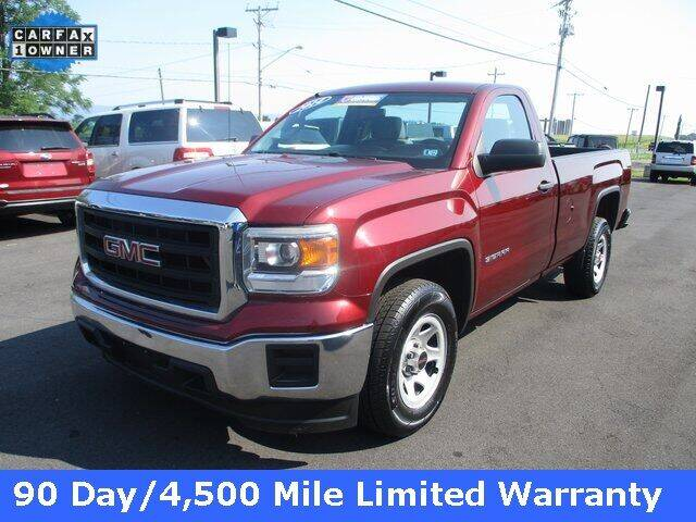 2014 GMC Sierra 1500 for sale at FINAL DRIVE AUTO SALES INC in Shippensburg PA