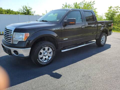 2011 Ford F-150 for sale at Caps Cars Of Taylorville in Taylorville IL