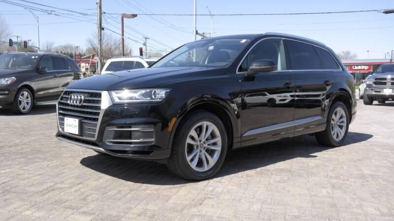 2017 Audi Q7 for sale at Cars-KC LLC in Overland Park KS