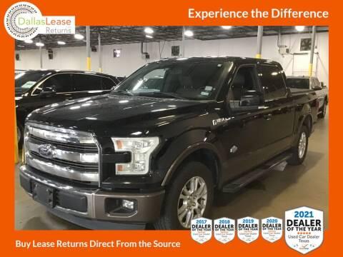 2016 Ford F-150 for sale at Dallas Auto Finance in Dallas TX