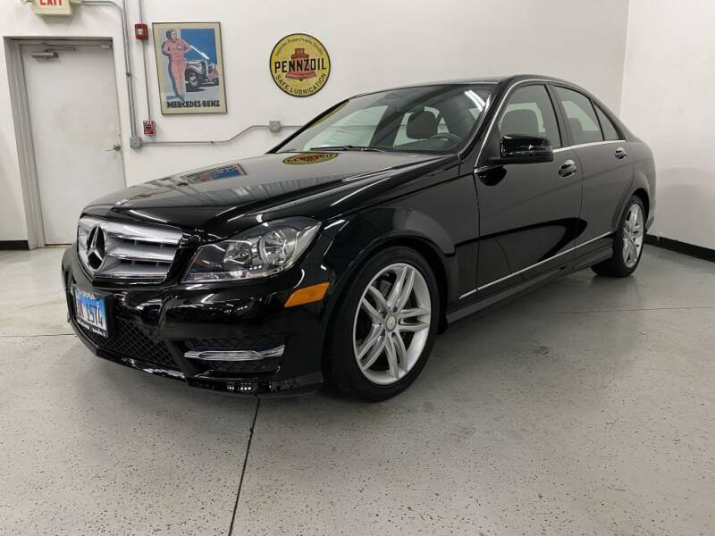 2013 Mercedes-Benz C-Class for sale at Star European Imports in Yorkville IL