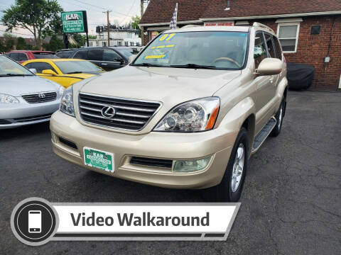 2007 Lexus GX 470 for sale at Kar Connection in Little Ferry NJ