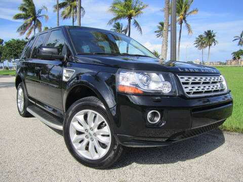 2013 Land Rover LR2 for sale at FLORIDACARSTOGO in West Palm Beach FL