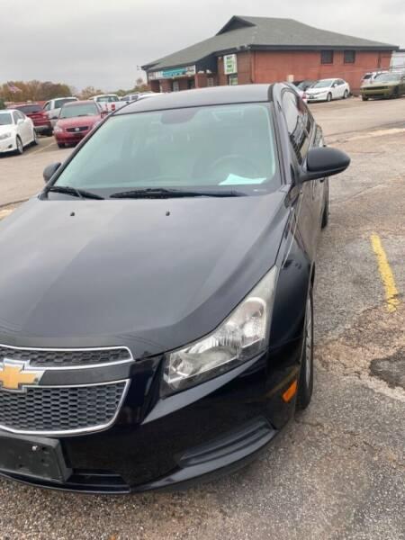 2014 Chevrolet Cruze LS Auto 4dr Sedan w/1SB - Arlington TX