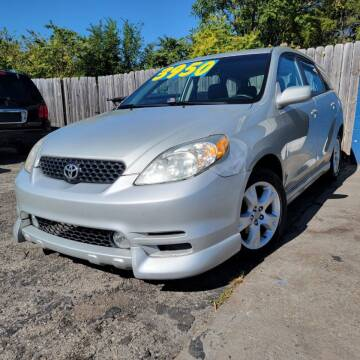 2003 Toyota Matrix for sale at JJ's Auto Sales in Independence MO
