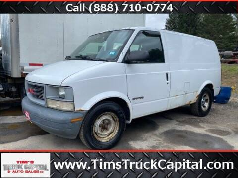 1996 GMC Safari Cargo for sale at TTC AUTO OUTLET/TIM'S TRUCK CAPITAL & AUTO SALES INC ANNEX in Epsom NH