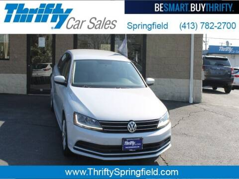 2017 Volkswagen Jetta for sale at Thrifty Car Sales Springfield in Springfield MA