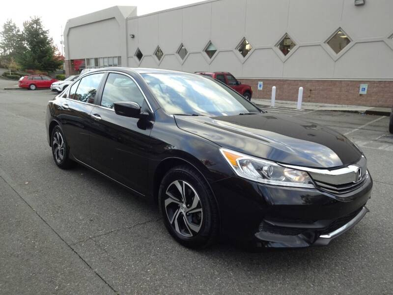 2017 Honda Accord for sale at Prudent Autodeals Inc. in Seattle WA