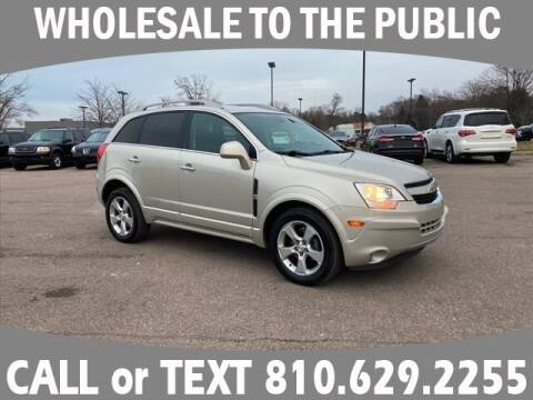 2014 Chevrolet Captiva Sport for sale at LASCO FORD in Fenton MI