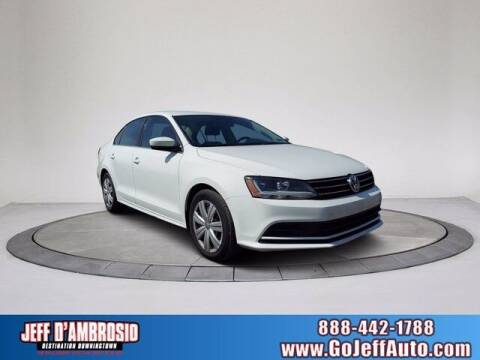 2017 Volkswagen Jetta for sale at Jeff D'Ambrosio Auto Group in Downingtown PA