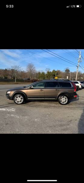 2016 Volvo XC70 for sale at AUTOMETRICS in Brunswick ME
