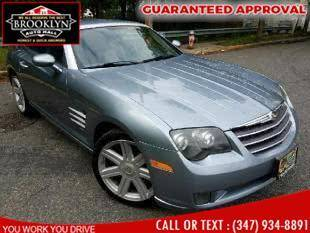 2004 Chrysler Crossfire for sale at Excellence Auto Trade 1 Corp in Brooklyn NY