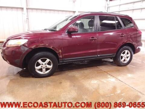 2008 Hyundai Santa Fe for sale at East Coast Auto Source Inc. in Bedford VA