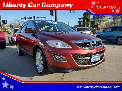 2010 Mazda CX-9 for sale at Liberty Car Company in Waterloo IA