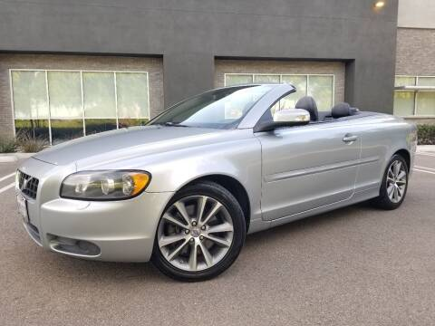 2010 Volvo C70 for sale at San Diego Auto Solutions in Escondido CA