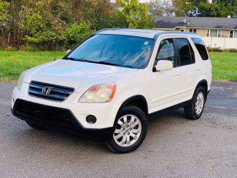 2005 Honda CR-V for sale at Y&H Auto Planet in West Sand Lake NY