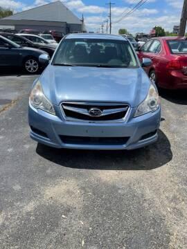 2012 Subaru Legacy for sale at Certified Motors in Bear DE